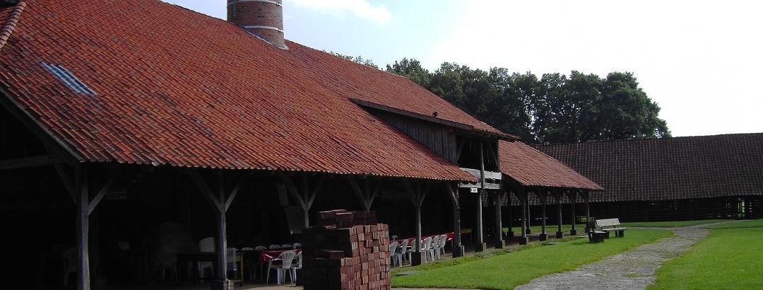 Die historische Ziegelei in Bevern