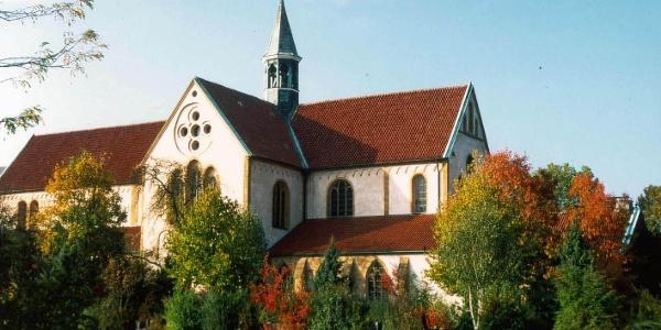 Ehemaliges Kloster Marienfeld: Abteikirche