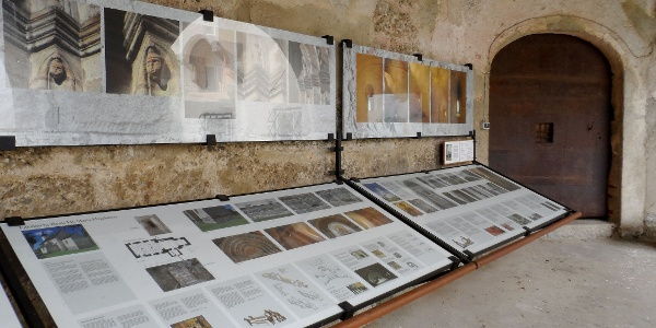 Benediktinerinnen Stiftskirche Erla_Info