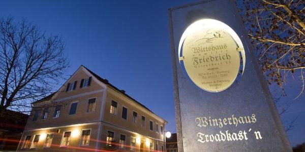 Wirtshaus Familie Friedrich@TVB Bad Waltersdorf
