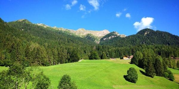 Monte Luco visto da Senale