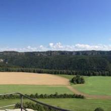 Panorama von Kaiserkrone