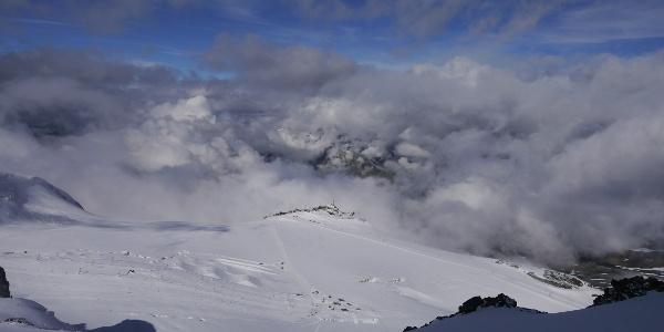 Am kleinen Matterhorn