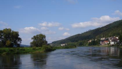 Weser bei Rühle