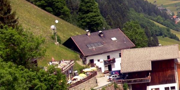 Jausenstation Oberkartnall