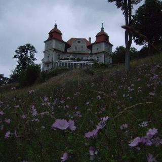 Das Hotel Bayern.