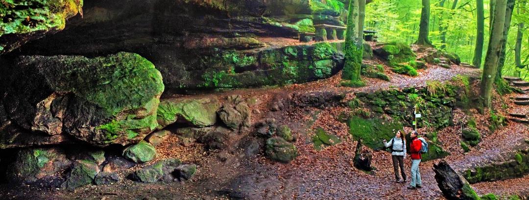 Eingang Bärenhöhle (Fotograf Kröher)
