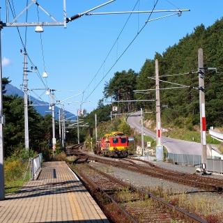 Bahnhof Hochzirl 922m