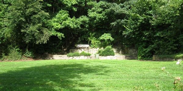 Der Rosenbergpark in Extertal-Almena