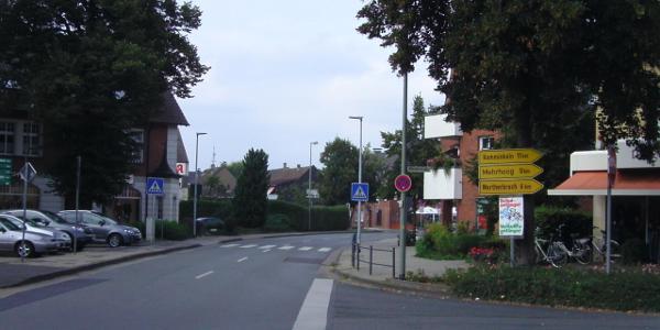 Startpunkt Isselburger Straße