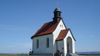 Die Haldenbergkapelle von SW