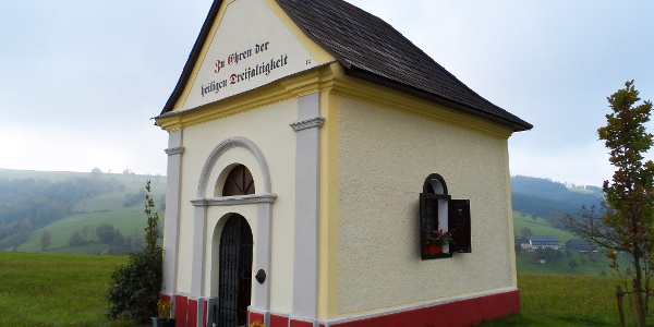Kapelle bei St. Leonhard am Walde