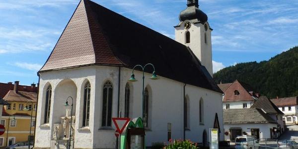 Pfarrkirche Lunz am See