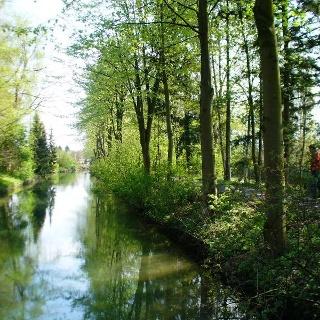 Boker Kanal bei Paderborn-Sande