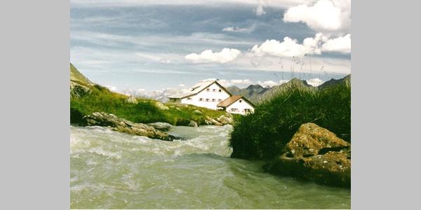 Neue Regensburge Hütte