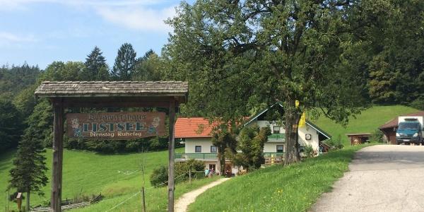 Bergwirtshaus Listsee