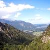 Aussicht auf das Tal