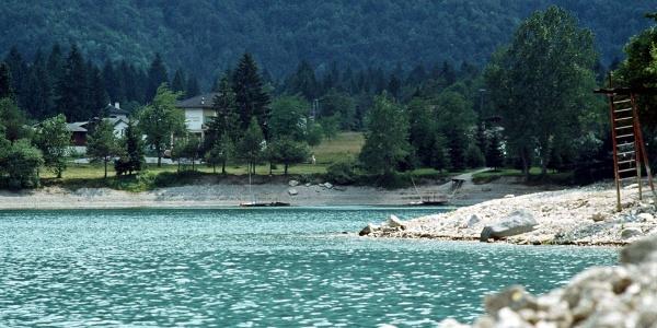 Am Lago di Ledro.