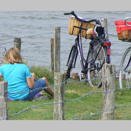 Radfahren in Nordfriesland
