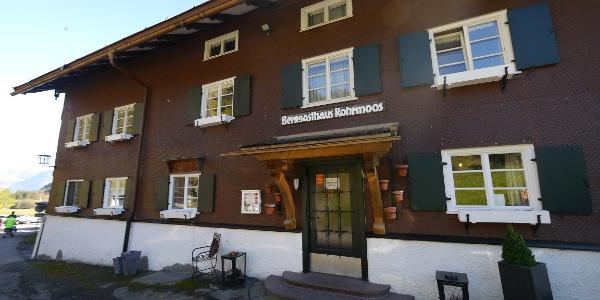 Berggasthof Rohrmoos