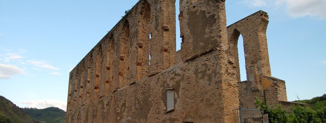Die Klosterruine Stuben