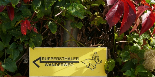 Ruppersthaler Wanderweg