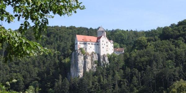 Burg Prunn im Altmühltal in Riedenburg