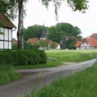 Anfahrt auf Bockhorst