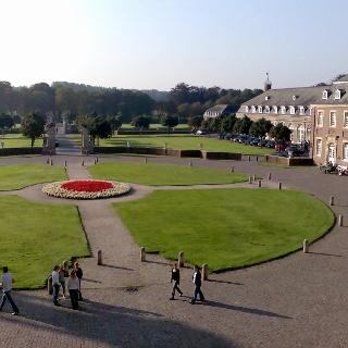 Schlosspark von Nordkirchen.