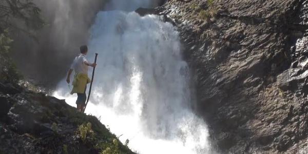 Waterfall Valul Miresei