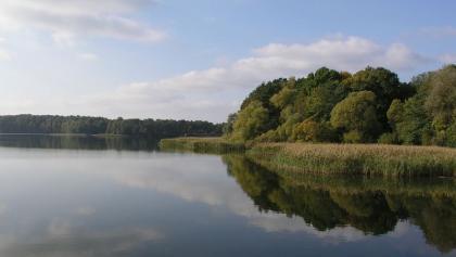 Der Dobbertiner See lockt zum Bad.