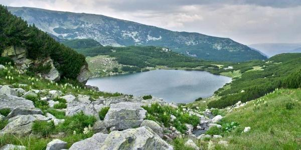 Galcescu Lake
