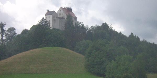 Blick auf die Waldburg