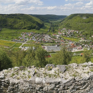 Ruine Hiltenburg, Bad Ditzenbach