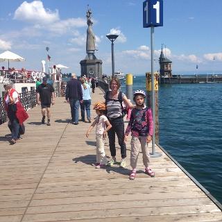 Munteres Treiben in Konstanz
