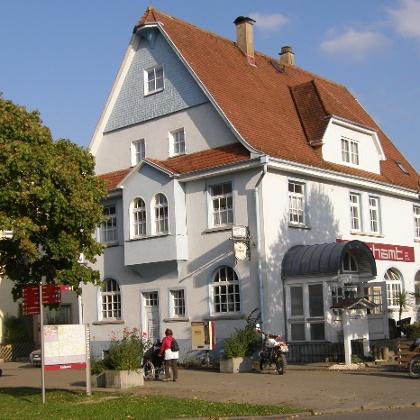 Hotel Pension Eichamt