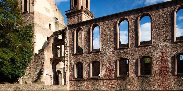 Eine besondere Atmosphäre herrscht in der Klosteranlage Frauenalb
