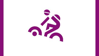 Rundenpiktogramm für Mountainbikerunde Arnstorf