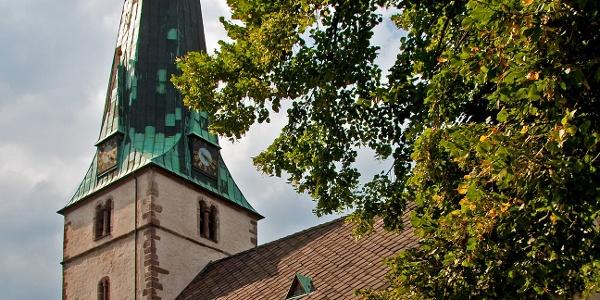 Die Lutherkirche in Holzminden