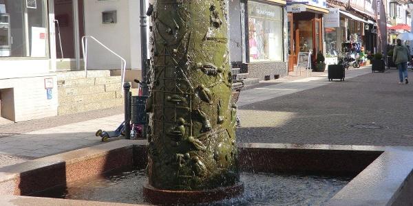 Spenneweihbrunnen in der Uslarer Altstadt