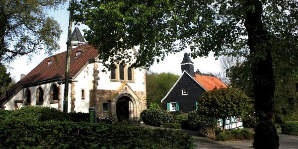 Denkmalbereich Abtsküche in Heiligenhaus