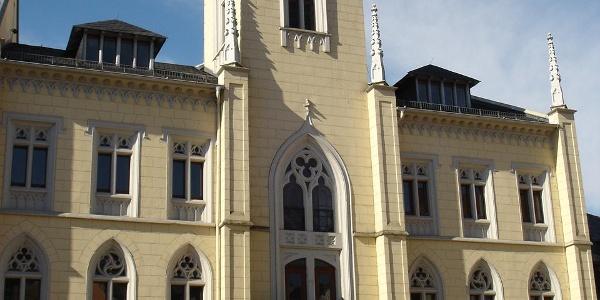 Das Greizer Rathaus