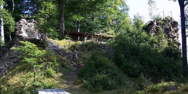 Ruine Hugofels
