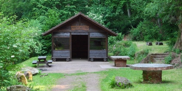 Auberghütte