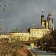 Von Bad Staffelstein Zum Ehemaligen Kloster Banz Wanderung Outdooractive Com