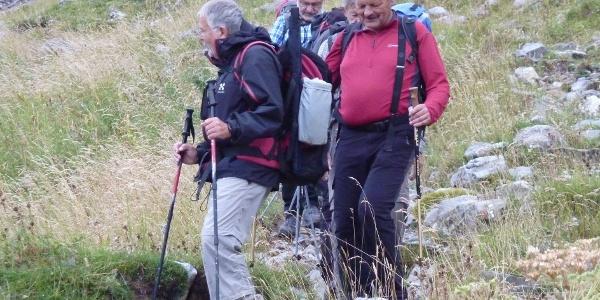 Im Abstieg zum Valle de Ordesa