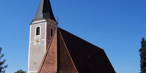 Kirche Julbach