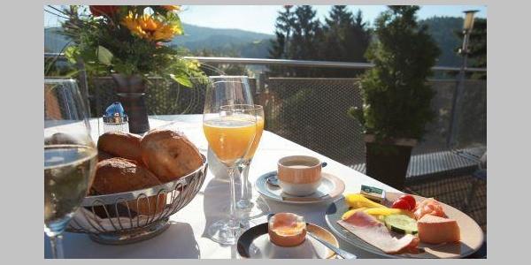 Frühstück mit Weitblick