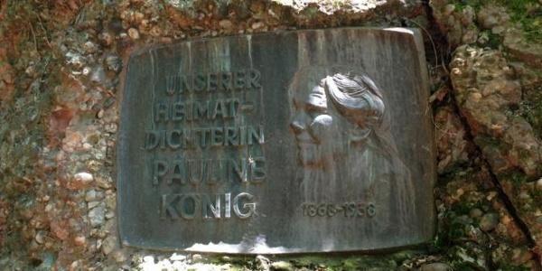 Gedenkstätte Dichterin Pauline König