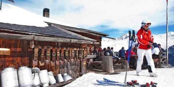 Alp Fops Winterterrasse
